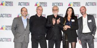 L'équipe CMP avec son client AccorHotels, et Fabien Lucron (Primeum)