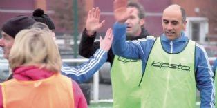 Formation sportive pour les commerciaux d'Adidas