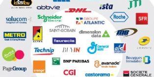Les 58 entreprises certifiées Top Employers France 2015