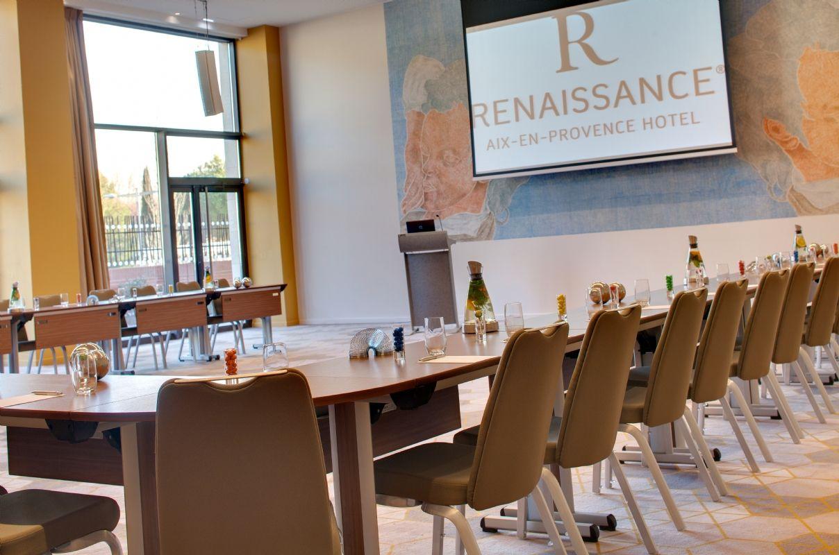 Le renaissance d 39 aix en provence f te ses 1 an - Hotel renaissance aix en provence ...
