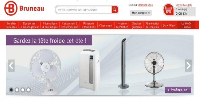 Bruneau : 100% service gagnant