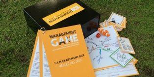 Management Box, le jeu de société pour managers