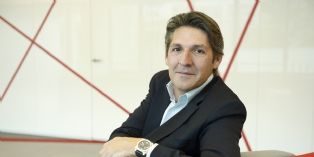 Laurent Dechaux, Applications Vice President for ERP Western Europe Oracle