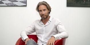 Olivier Masset, directeur commercial Red Bull