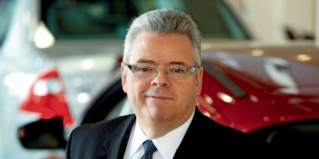 [Portrait] Bertrand Lessard, un passionné à la tête des ventes de Ford France