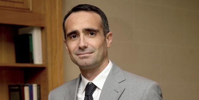 Luca Desiata, directeur France et Belgique d'Enel.