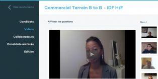 Des commerciaux recrutés par vidéo chez Lyreco