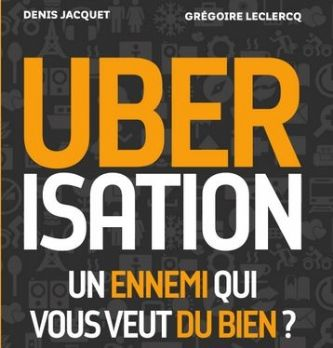 3 questions à Grégoire Leclercq, co-auteur du livre 'Ubérisation, un ennemi qui vous veut du bien ?'