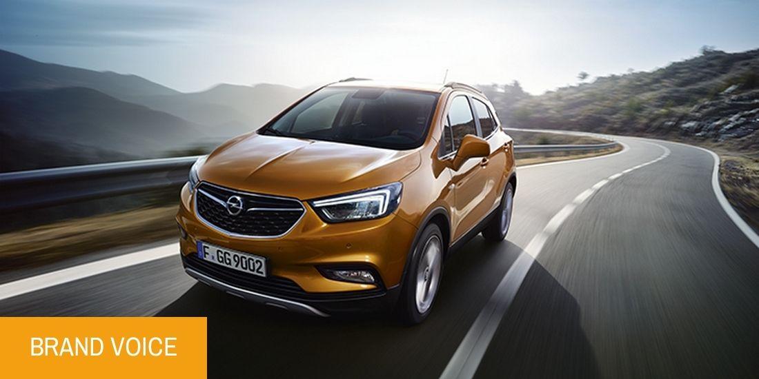 Opel Mokka X, le SUV des commerciaux connectés