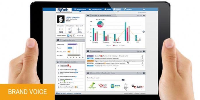 Mettez le Big Data au service de vos commerciaux !