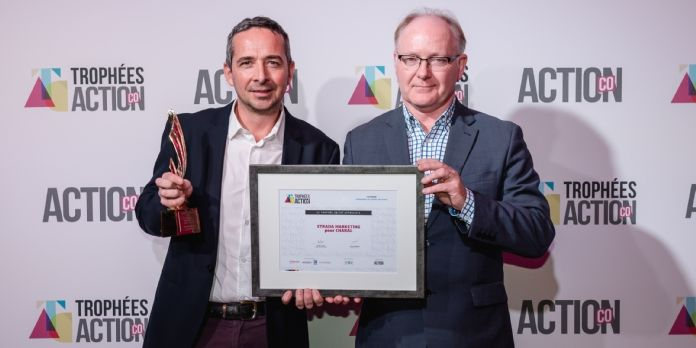 [Trophées Action Co 2016] Strada Marketing remporte l'or pour son animation Charal