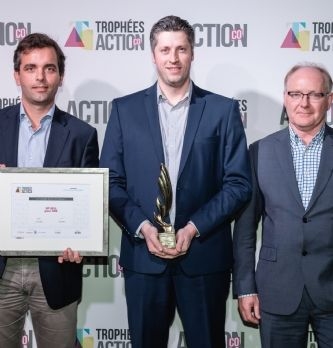 [Trophées Action Co 2016] Up Sell pour GlaxoSmithKline remporte l'or
