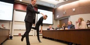 Chicago Booth met de la danse classique dans son MBA