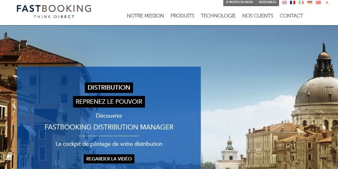 Fastbooking, d'une culture techno à une culture commerciale