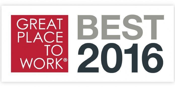 Les bonnes pratiques des entreprises Great place to work 2016