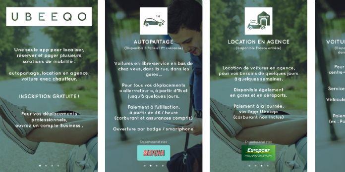 Ubeeqo veut révolutionner les flottes auto