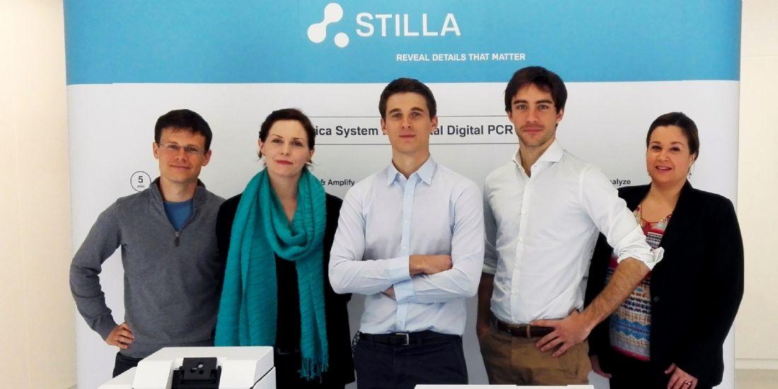 Stilla, lauréat du 1er concours 'FedEx pour les PME'