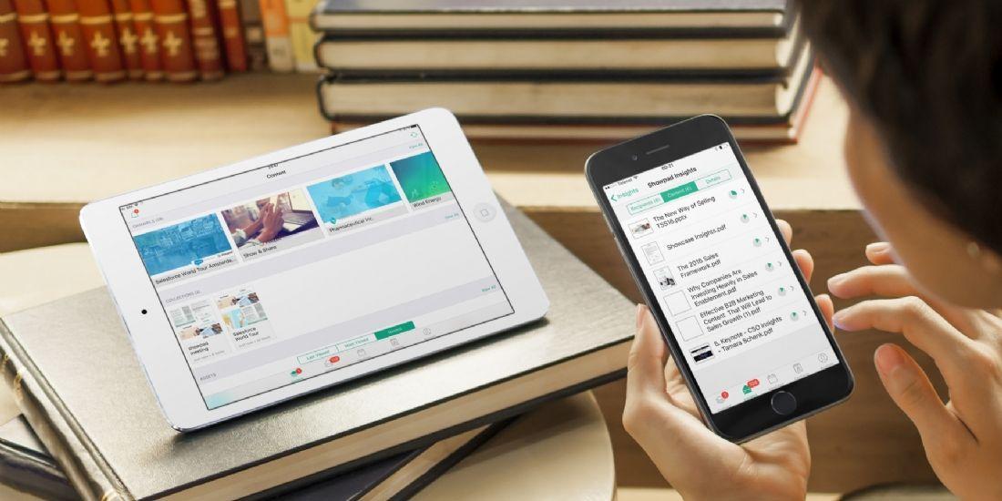 Showpad, quand le marketing devient une aide pour les commerciaux