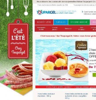 Toupargel s'installe sur la marketplace d'Amazon