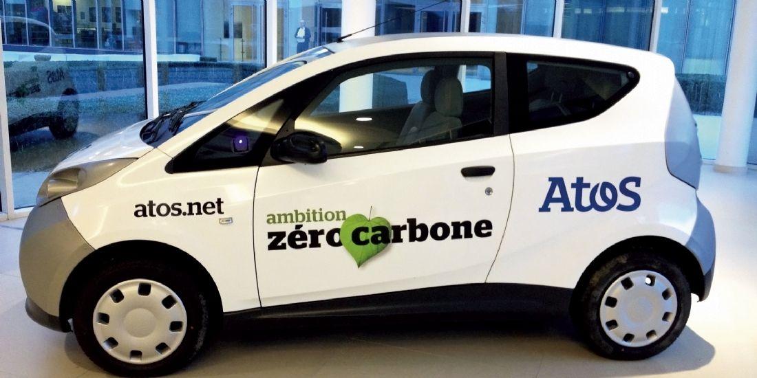 Atos : des commerciaux plus efficaces grâce à leur véhicule électrique