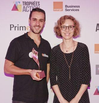 [Trophées Action Co 2017] Tilkee aide EDF à reconquérir ses clients