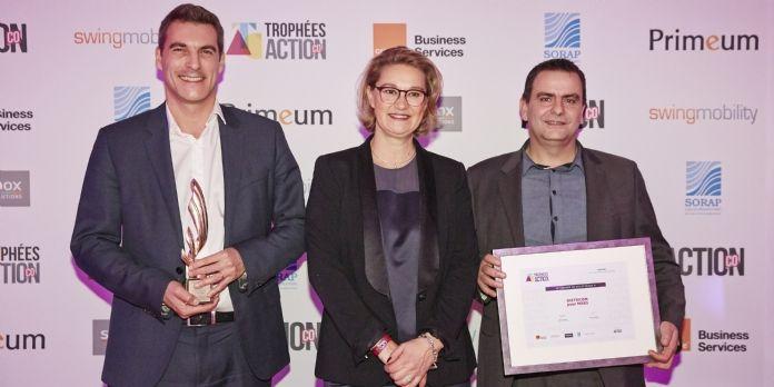 [Trophées Action Co 2017] Districom développe la présence de Mars dans les réseaux de proximité