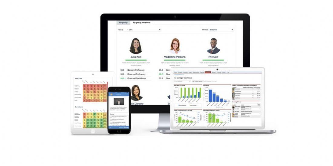 Evaluer et booster les connaissances de vos commerciaux grâce à Qstream