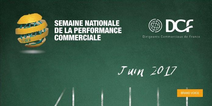 [Vidéo] Ne manquez pas la Semaine Nationale de la Performance Commerciale