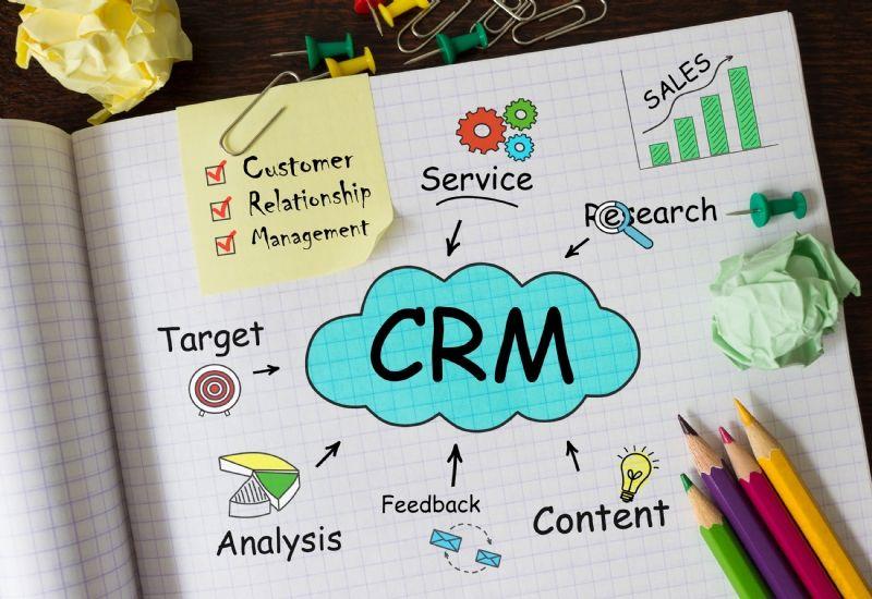 Le CRM, point de convergence de tous les outils d'aide à la vente
