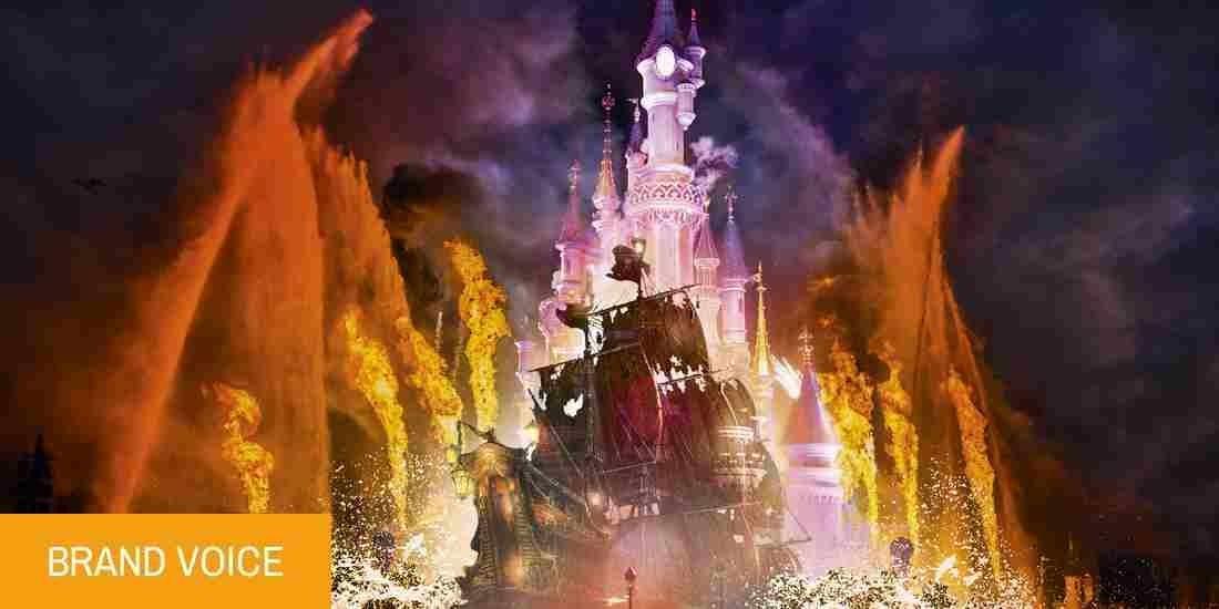 DISNEYLAND PARIS : un outil de motivation pour une expérience magique sur-mesure