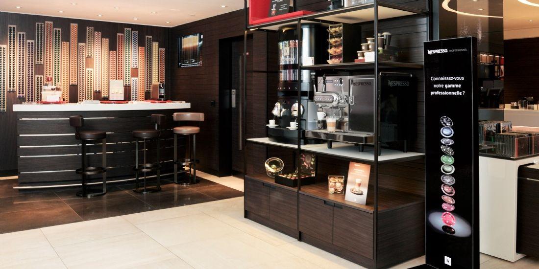 Nespresso renforce son activité BtoB grâce à l'omnicanal