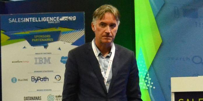 Réginald Thiébaut, directeur commercial d'Eni France
