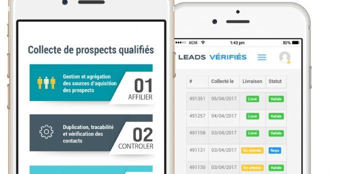 Leads Vérifiés, un outil de qualification des leads
