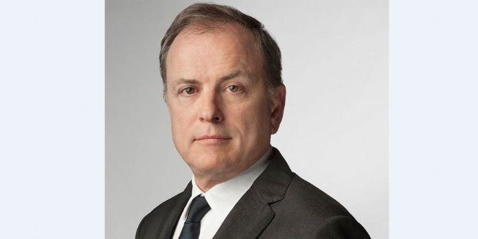 Michael Burke, PDG de Louis Vuitton