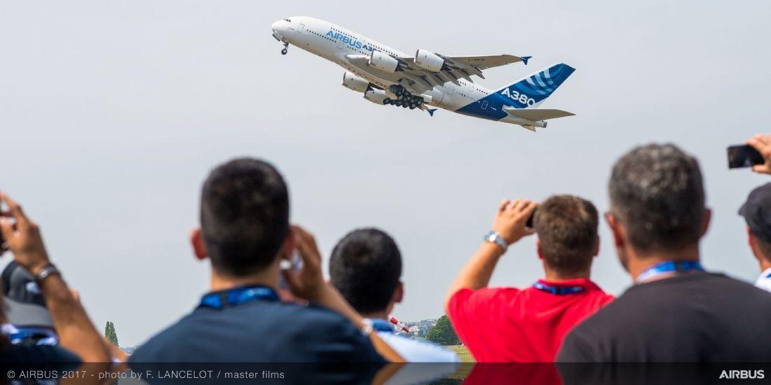 Airbus : départ du nouveau directeur commercial