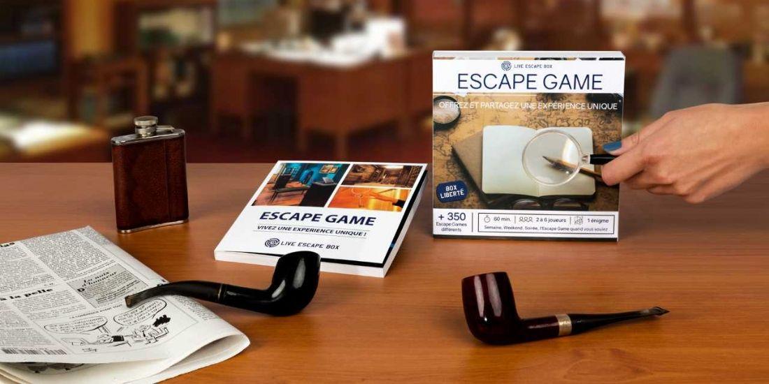 Un escape game en coffret cadeau pour motiver votre force de vente