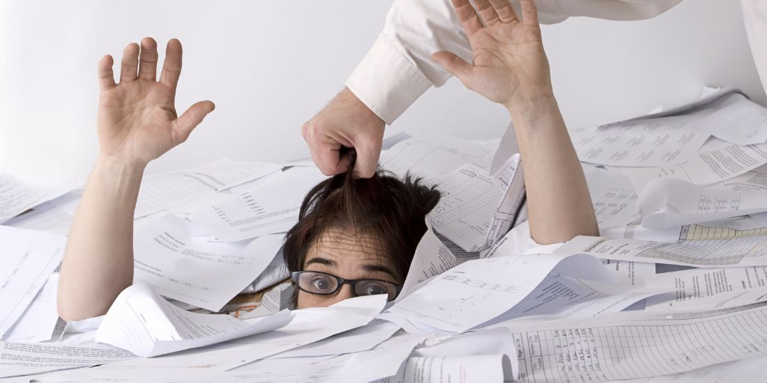 Les directeurs commerciaux consacrent plus de la moitié de leur temps aux tâches administratives