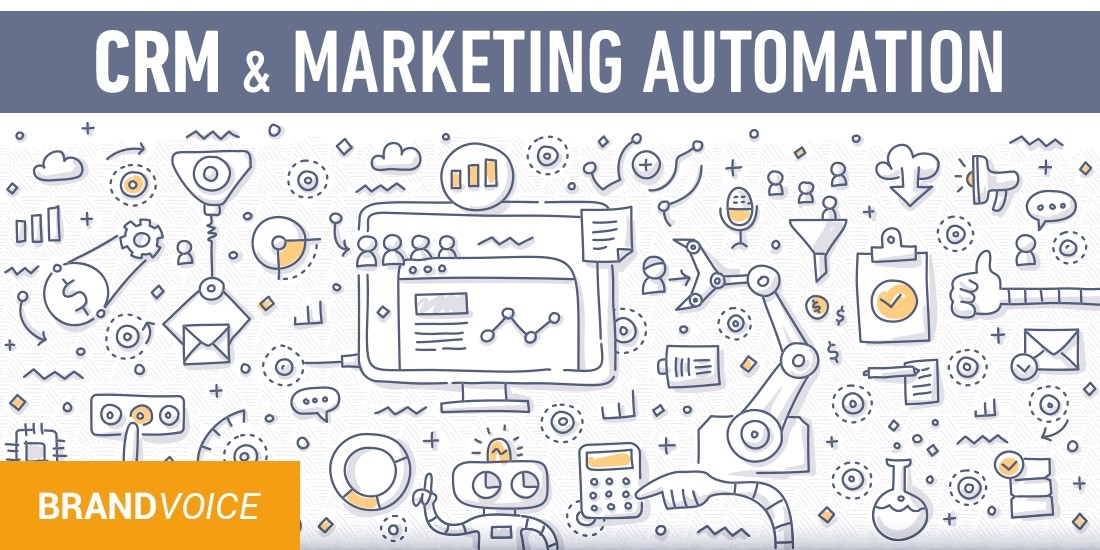 Coupler CRM et marketing automation
