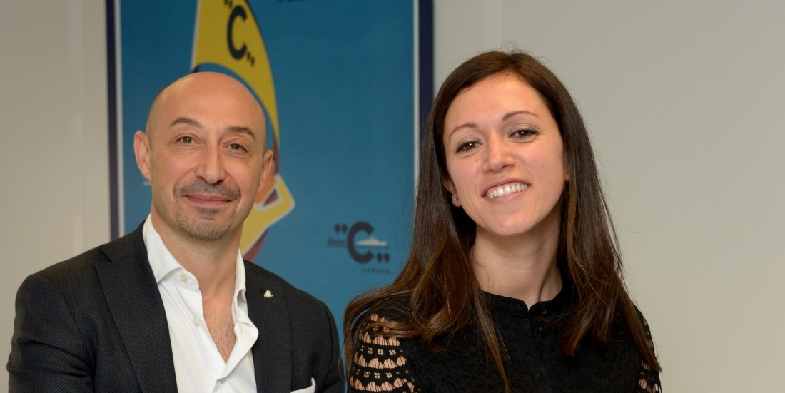 Raffaele d'Ambrosio et Francesca Carafi (Costa Croisières) : 'Nous voulons casser les stéréotypes'