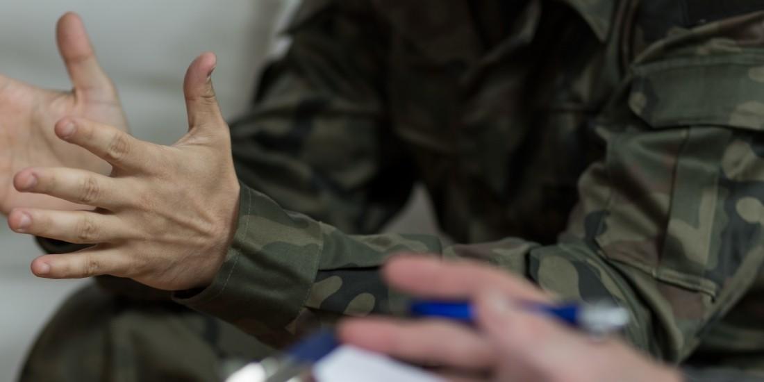 Un conférencier militaire pour motiver ses équipes