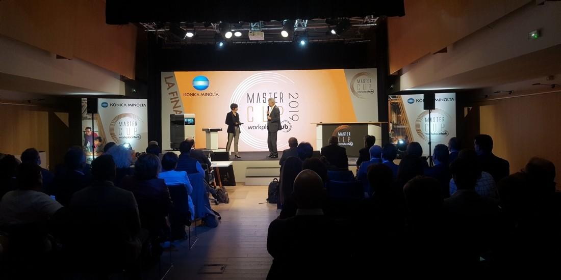 Konica Minolta crée une compétition nationale pour ses commerciaux