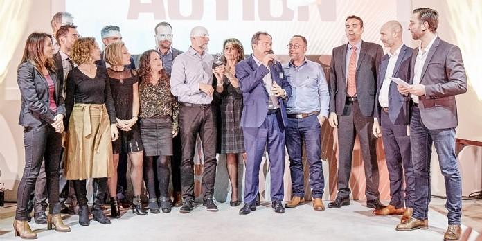 [TAC2019] Ursa remporte le prix de la force de vente de l'année (catégorie moins de 60 commerciaux)