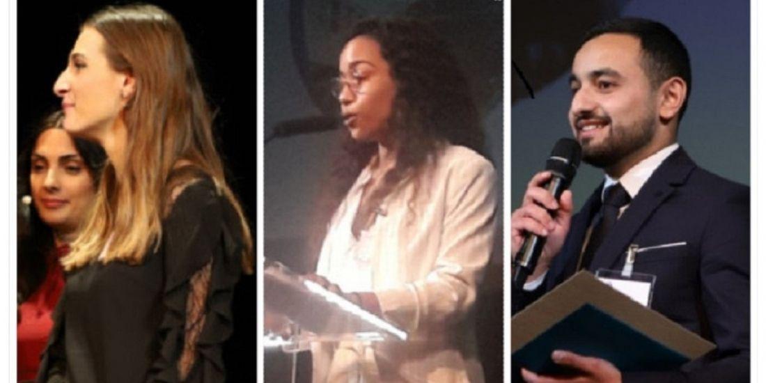 Concours de l'excellence commerciale : trois jeunes étudiants récompensés