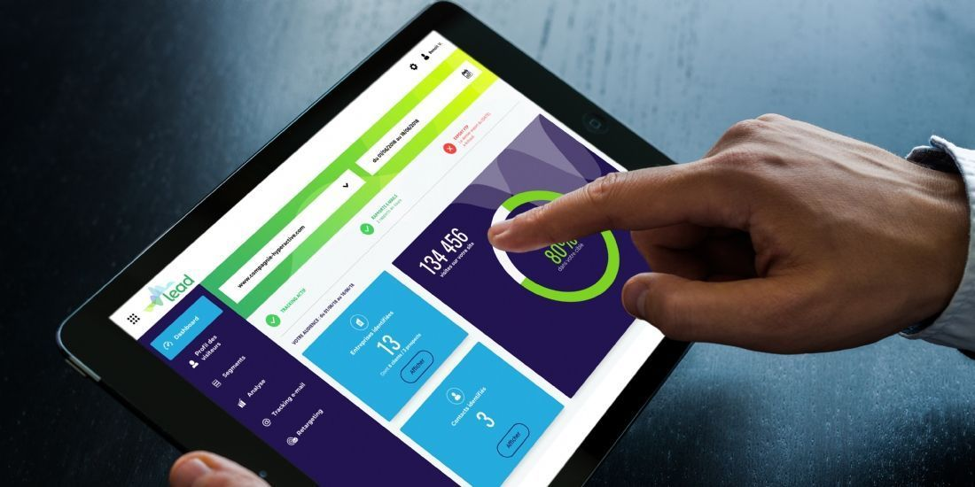 Lead, une solution pour identifier les visiteurs BtoB de son site web