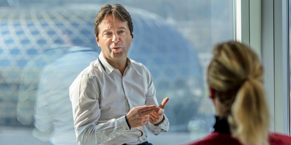 Christophe Parcot, directeur commercial de Solocal : 'Nous avons désiloté l'entreprise'