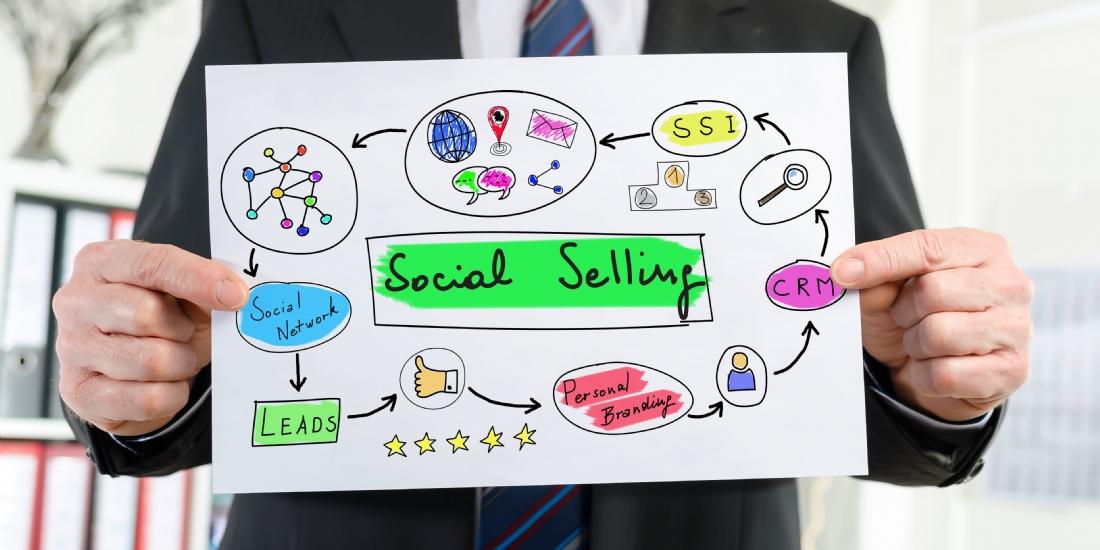 Social Selling : les secrets d'un contenu efficace