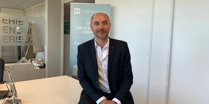 Charles Guéry a été nommé directeur développement du Groupe Mediameeting