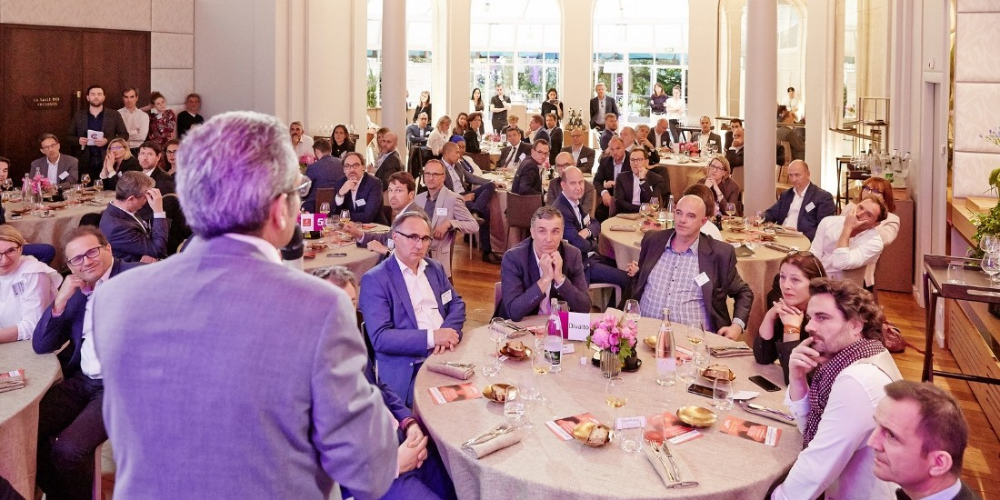 Sales Leaders Dinner : le rendez-vous de la communauté Sales