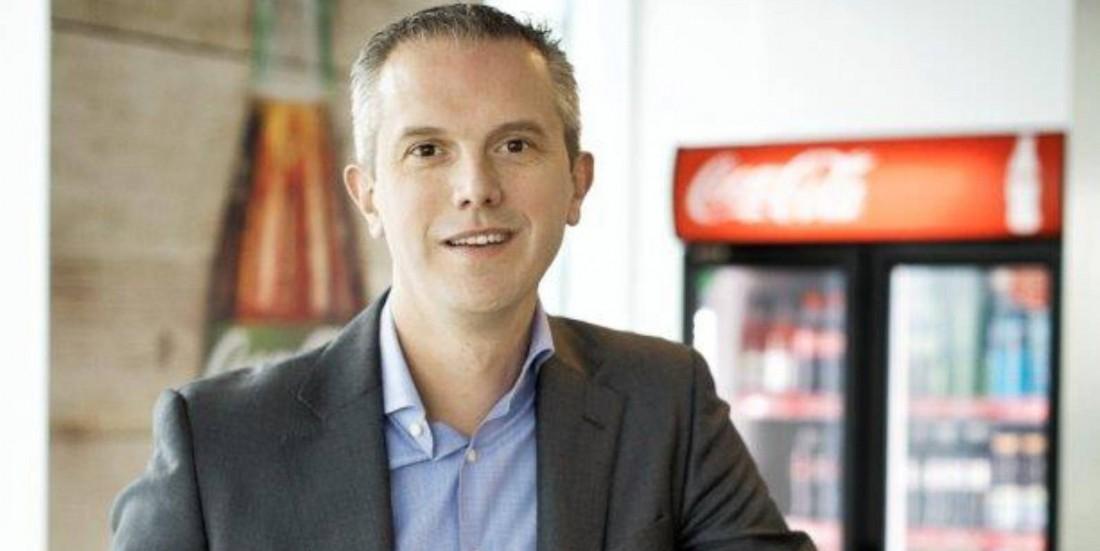 Carl Lescroart est nommé vice-président commercial France à Coca-Cola European Partners France