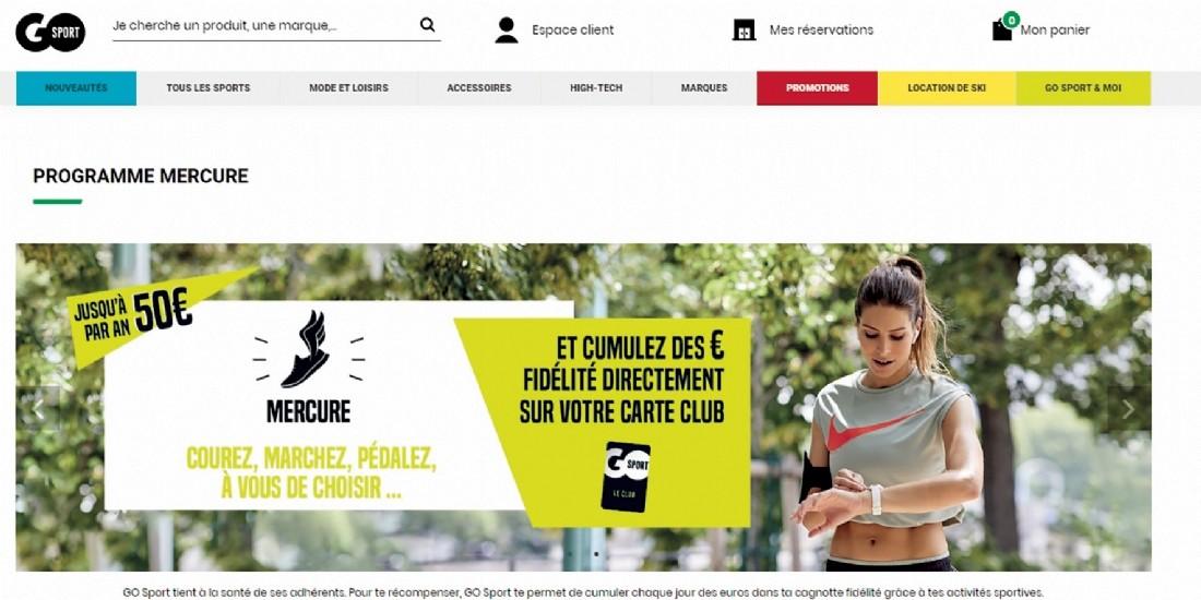 Go Sport: un programme de fidélisation fondé sur l'expérience client